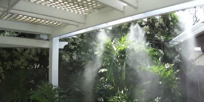 Lắp đặt máy phun sương giá rẻ chất lượng quận 9-TP.HCM