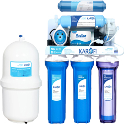 Máy lọc nước karofi K6 cấp lọc