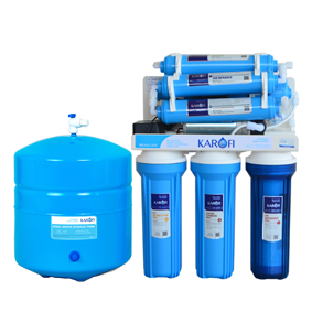 Máy lọc nước thường Karofi, 8 cấp