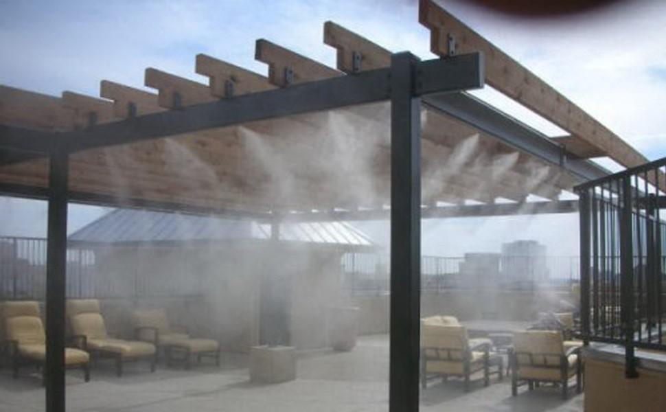 Dịch vụ lắp đặt máy phun sương quận 2 giá rẻ