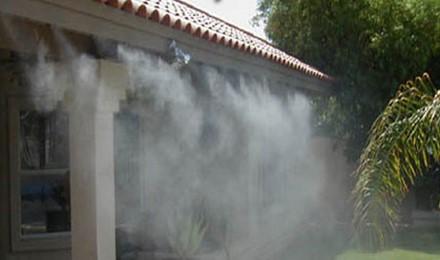 Dịch vụ lắp đặt máy phun sương quận Bình Tân giá rẻ-tp.hcm