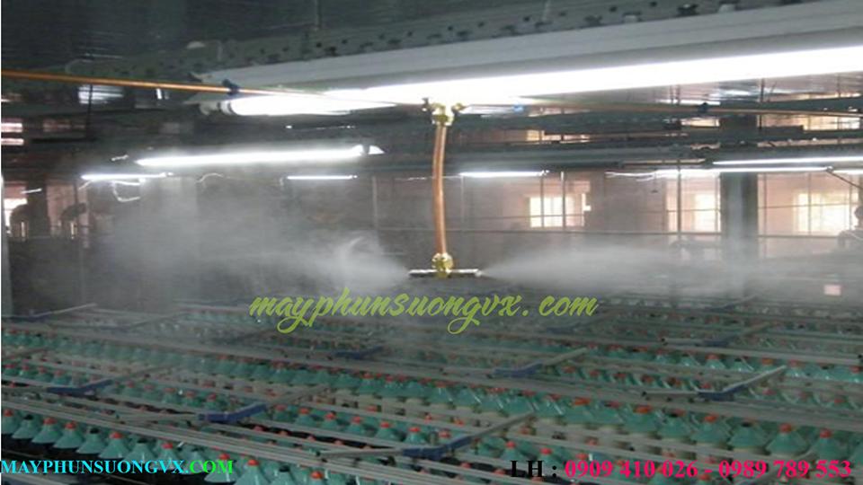 Hệ thống máy phun sương phun sương giá rẻ|Hệ thống phun sương