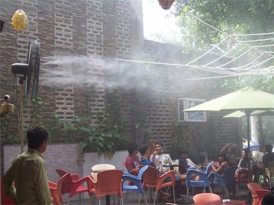 Máy phun sương Kojin Tex Đài Loan đang được khách hàng ưu chuộng nhất hiện na