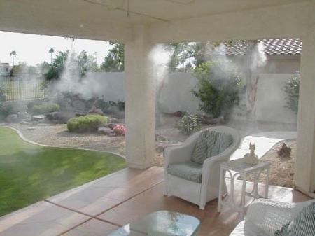 Máy phun sương tạo ẩm giá rẻ tại TPHCM
